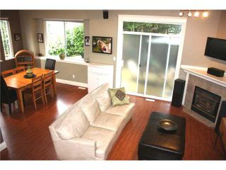 """Photo 3: 18 1506 EAGLE MOUNTAIN Drive in Coquitlam: Westwood Plateau Townhouse for sale in """"RIVER ROCK"""" : MLS®# V898105"""