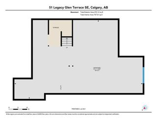 Photo 42: 51 Legacy Glen Terrace SE in Calgary: Legacy Detached for sale : MLS®# A1128087