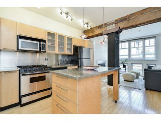 """Photo 2: 304 1072 HAMILTON Street in Vancouver: Yaletown Condo for sale in """"CRANDALL BUILDING"""" (Vancouver West)  : MLS®# V1064027"""
