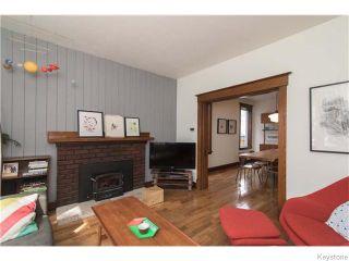 Photo 5: 595 Sherburn Street in Winnipeg: West End / Wolseley Residential for sale (West Winnipeg)  : MLS®# 1610978