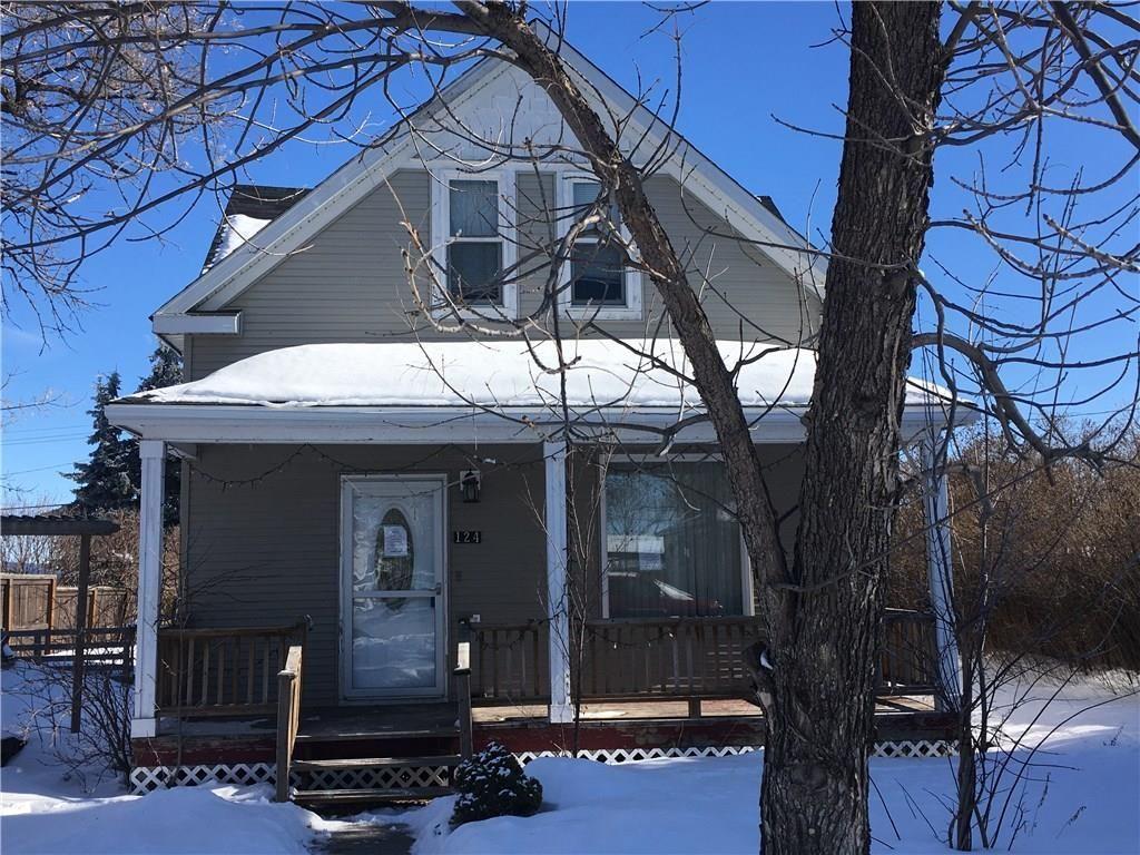 Main Photo: 124 8 Avenue: Gleichen House for sale : MLS®# C4167884