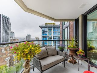 Photo 22: 1505 1010 BURNABY STREET in Vancouver: West End VW Condo for sale (Vancouver West)  : MLS®# R2613983