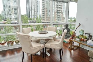 """Photo 9: 704 2978 GLEN Drive in Coquitlam: North Coquitlam Condo for sale in """"Grand Central One"""" : MLS®# R2379022"""