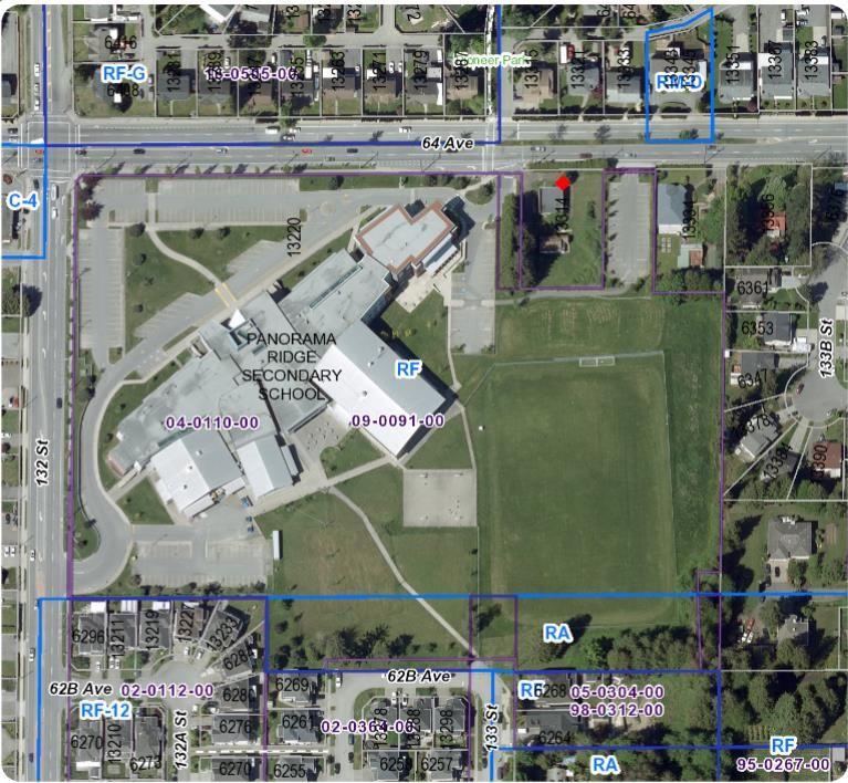 Main Photo: 13314 64 Avenue in Surrey: Panorama Ridge Land for sale : MLS®# R2433669