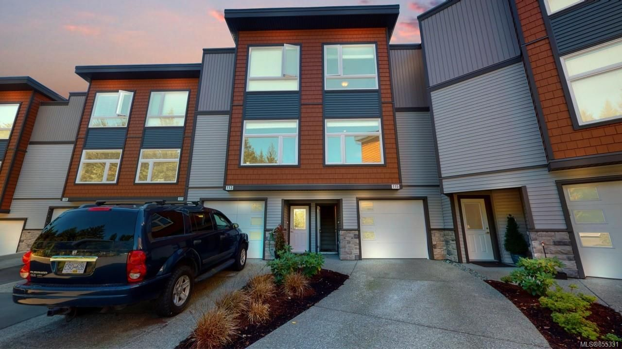 Main Photo: 115 933 Wild Ridge Way in : La Happy Valley Row/Townhouse for sale (Langford)  : MLS®# 855331