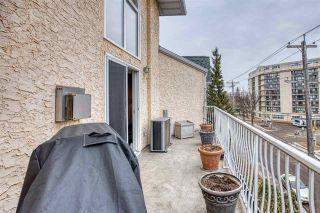 Photo 26: 402 7725 108 Street in Edmonton: Zone 15 Condo for sale : MLS®# E4234939