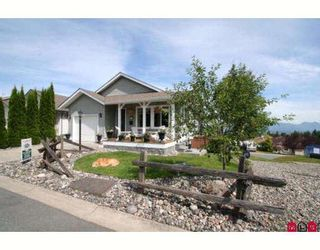 """Photo 1: 12 46330 MULLINS Road in Sardis: Promontory House for sale in """"THORTON CREEK"""" : MLS®# H2803588"""