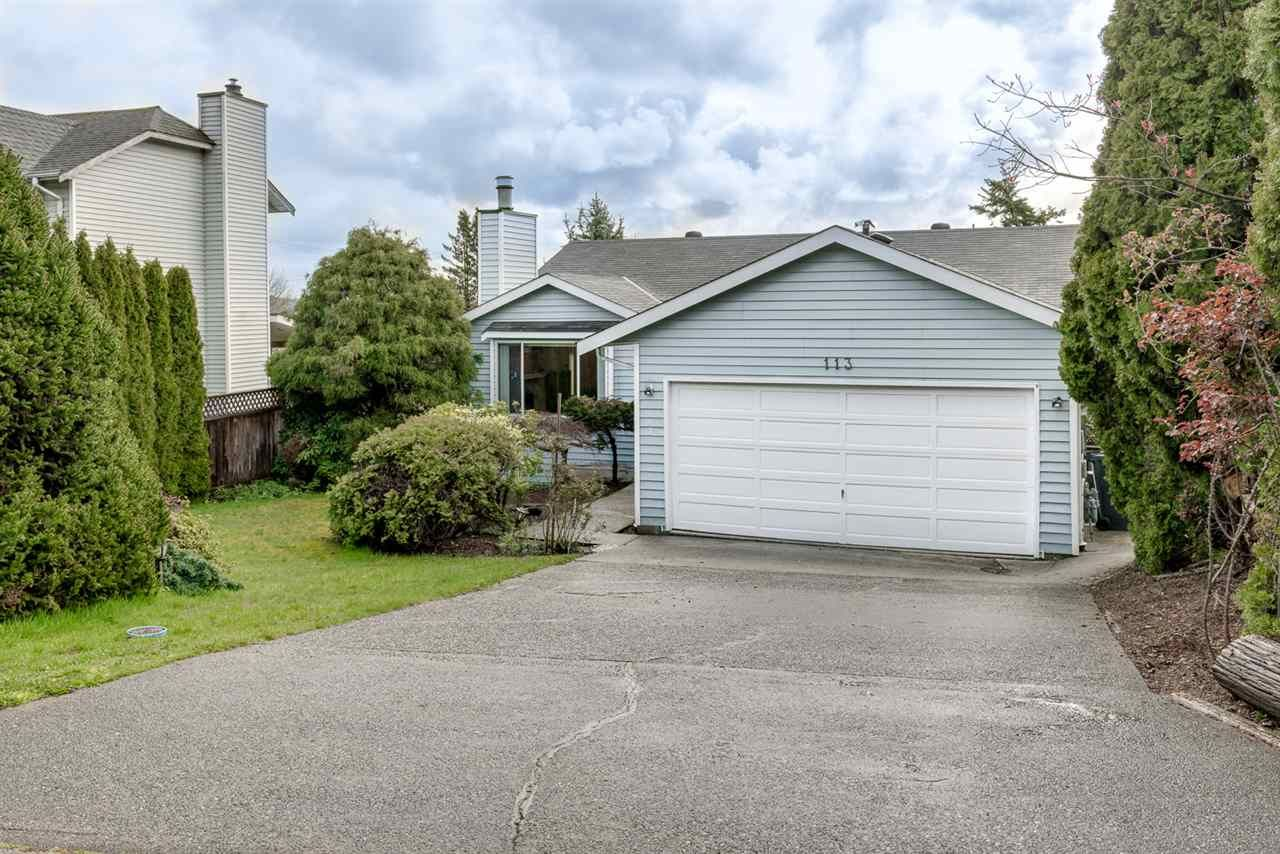 Main Photo: R2074299 - 113 Warrick St, Coquitlam for Sale