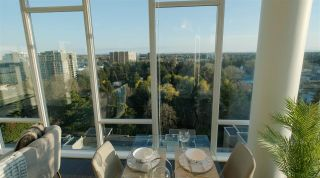 """Photo 4: 1805 7371 WESTMINSTER Highway in Richmond: Brighouse Condo for sale in """"Lotus"""" : MLS®# R2449971"""