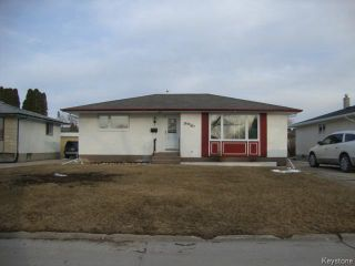 Photo 20: 35 Madrigal Close in WINNIPEG: Maples / Tyndall Park Residential for sale (North West Winnipeg)  : MLS®# 1508087