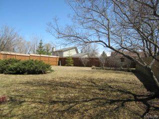 Photo 20: 58 Lakeglen Drive in WINNIPEG: Fort Garry / Whyte Ridge / St Norbert Residential for sale (South Winnipeg)  : MLS®# 1407605