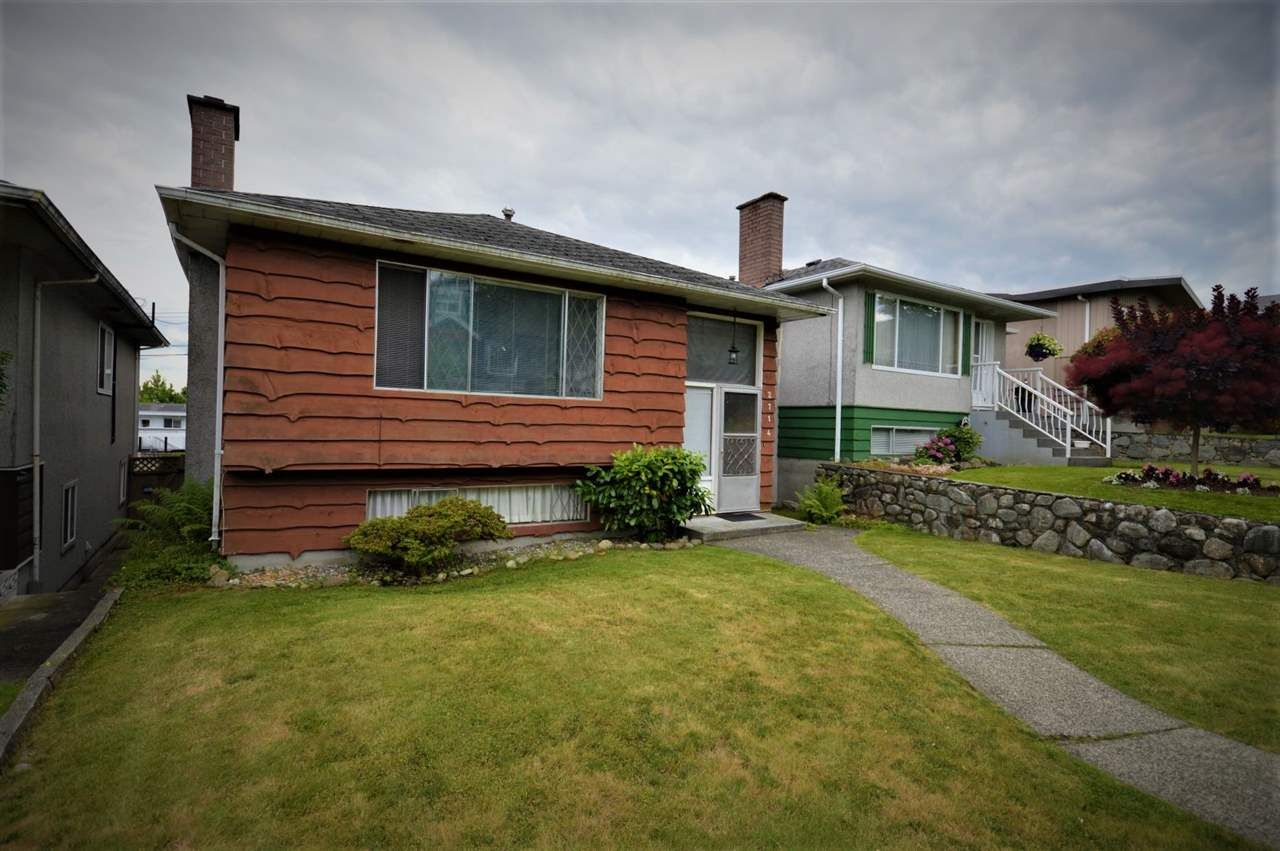 Main Photo: 2714 E 56TH Avenue in Vancouver: Fraserview VE House for sale (Vancouver East)  : MLS®# R2472669