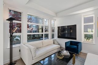 """Photo 2: 209 1055 RIDGEWOOD Drive in North Vancouver: Edgemont Townhouse for sale in """"CONNAUGHT"""" : MLS®# R2552673"""