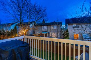 Photo 27: 108 7179 201 STREET in Langley: Willoughby Heights Townhouse for sale : MLS®# R2550718