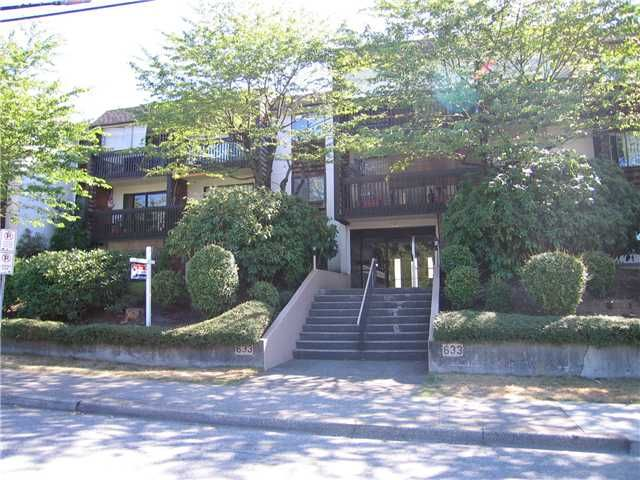 Main Photo: 204 633 NORTH Road in Coquitlam: Coquitlam West Condo for sale : MLS®# V847474