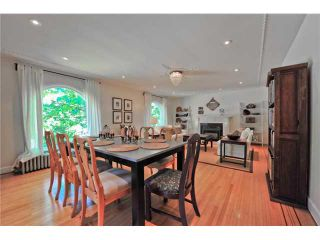 """Photo 3: 418 FIRST Street in New Westminster: Queens Park House for sale in """"QUEENS PARK"""" : MLS®# V1075029"""
