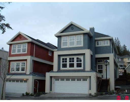 """Main Photo: 4 3495 147A Street in Surrey: King George Corridor House for sale in """"Elgin Brook Lane"""" (South Surrey White Rock)  : MLS®# F2802603"""