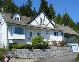 Photo 1: 1065 MILLSTREAM RD in West Vancouver: British Properties House for sale : MLS®# V534829