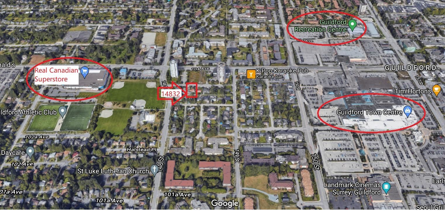 Main Photo: 14832 103A Avenue in Surrey: Guildford House for sale (North Surrey)  : MLS®# R2610940