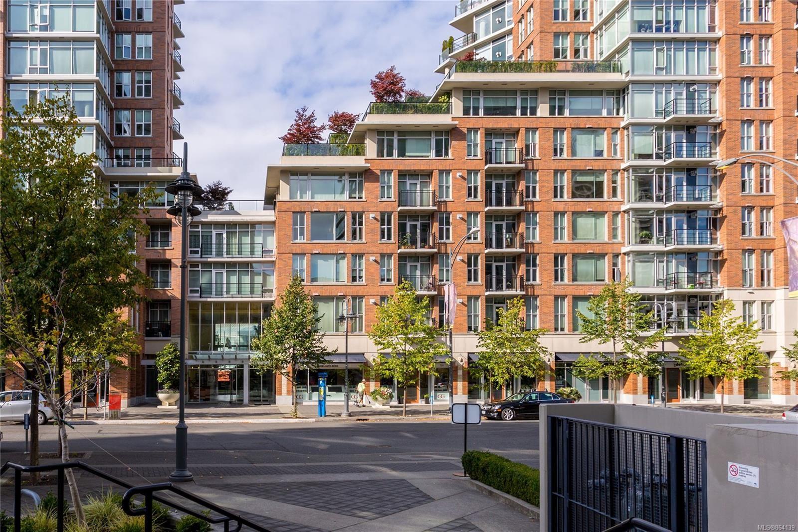 Main Photo: S1105 737 Humboldt St in : Vi Downtown Condo for sale (Victoria)  : MLS®# 864139