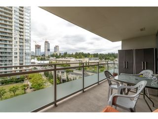 Photo 2: 801 9888 CAMERON STREET in Burnaby: Sullivan Heights Condo for sale (Burnaby North)  : MLS®# R2380012