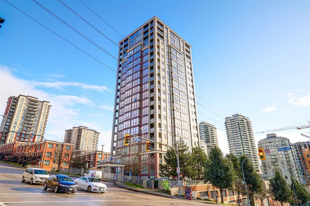 """Main Photo: 501 850 ROYAL Avenue in New Westminster: Downtown NW Condo for sale in """"THE ROYALTON"""" : MLS®# R2240207"""