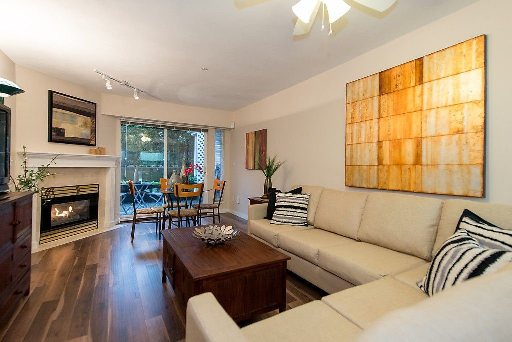 """Photo 1: Photos: 109 5788 VINE Street in Vancouver: Kerrisdale Condo for sale in """"THE VINEYARD"""" (Vancouver West)  : MLS®# V1095219"""