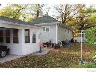 Photo 18: 70 Elm Park Road in Winnipeg: Elm Park Residential for sale (2C)  : MLS®# 1625486