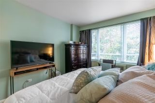 """Photo 9: 104 1445 MARPOLE Avenue in Vancouver: Fairview VW Condo for sale in """"Hycroft Towers"""" (Vancouver West)  : MLS®# R2554611"""