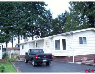 """Photo 13: 196 3665 244TH Street in Langley: Otter District Manufactured Home for sale in """"Langley Grove Estates"""" : MLS®# F2825786"""