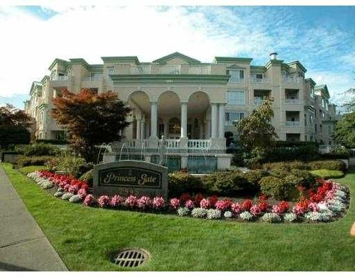 "Main Photo: 323 2995 PRINCESS Crescent in Coquitlam: Canyon Springs Condo for sale in ""PRINCESS GATE"" : MLS®# V660694"