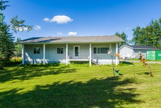 Photo 1: 7955 SUTLEY Road in Prince George: Pineview Manufactured Home for sale (PG Rural South (Zone 78))  : MLS®# R2616713