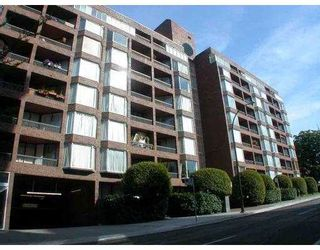 """Photo 1: 408 1333 HORNBY ST in Vancouver: Downtown VW Condo for sale in """"ANCHOR POINT"""" (Vancouver West)  : MLS®# V550556"""