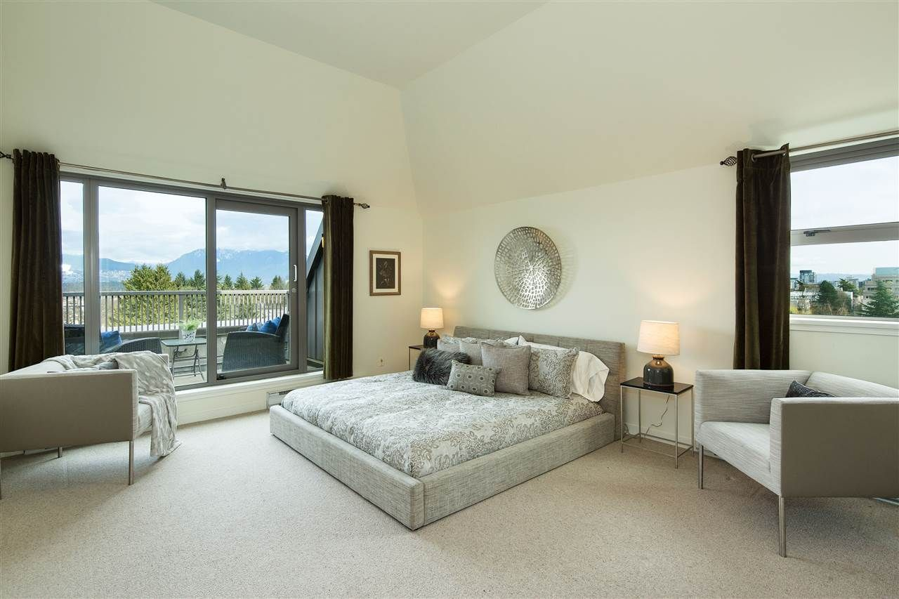 "Photo 12: Photos: 702 2483 YEW Street in Vancouver: Kitsilano Condo for sale in ""NEW POINTE TERRACE"" (Vancouver West)  : MLS®# R2264721"
