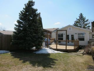 Photo 9: 158 Hatcher Road in WINNIPEG: Transcona Residential for sale (North East Winnipeg)  : MLS®# 1405228
