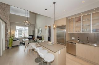 """Photo 1: 414 262 SALTER Street in New Westminster: Queensborough Condo for sale in """"Portage"""" : MLS®# R2506620"""