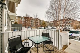 Photo 29: 296 Cranston Road SE in Calgary: Cranston Row/Townhouse for sale : MLS®# A1074027