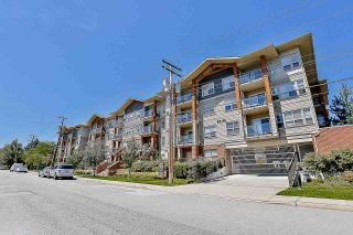 """Photo 2: 308 20219 54A Avenue in Langley: Langley City Condo for sale in """"Suede"""" : MLS®# R2526047"""