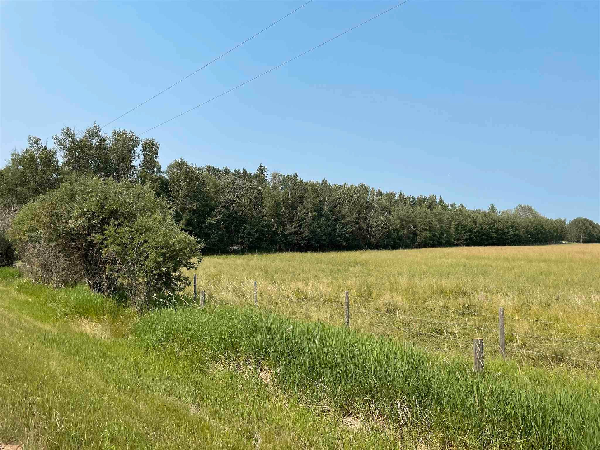 Main Photo: RGE RD 223 Twp Rd 594: Rural Thorhild County Rural Land/Vacant Lot for sale : MLS®# E4256609