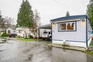 """Photo 2: 21 9132 120 Street in Surrey: Queen Mary Park Surrey Manufactured Home for sale in """"SCOTT PLAZA"""" : MLS®# R2526353"""