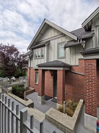 Photo 3: 1507 W 59TH Avenue in Vancouver: South Granville Townhouse for sale (Vancouver West)  : MLS®# R2609614