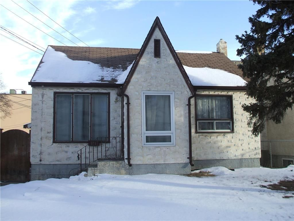 Main Photo: 875 Arlington Street in Winnipeg: West End Residential for sale (5A)  : MLS®# 202100702