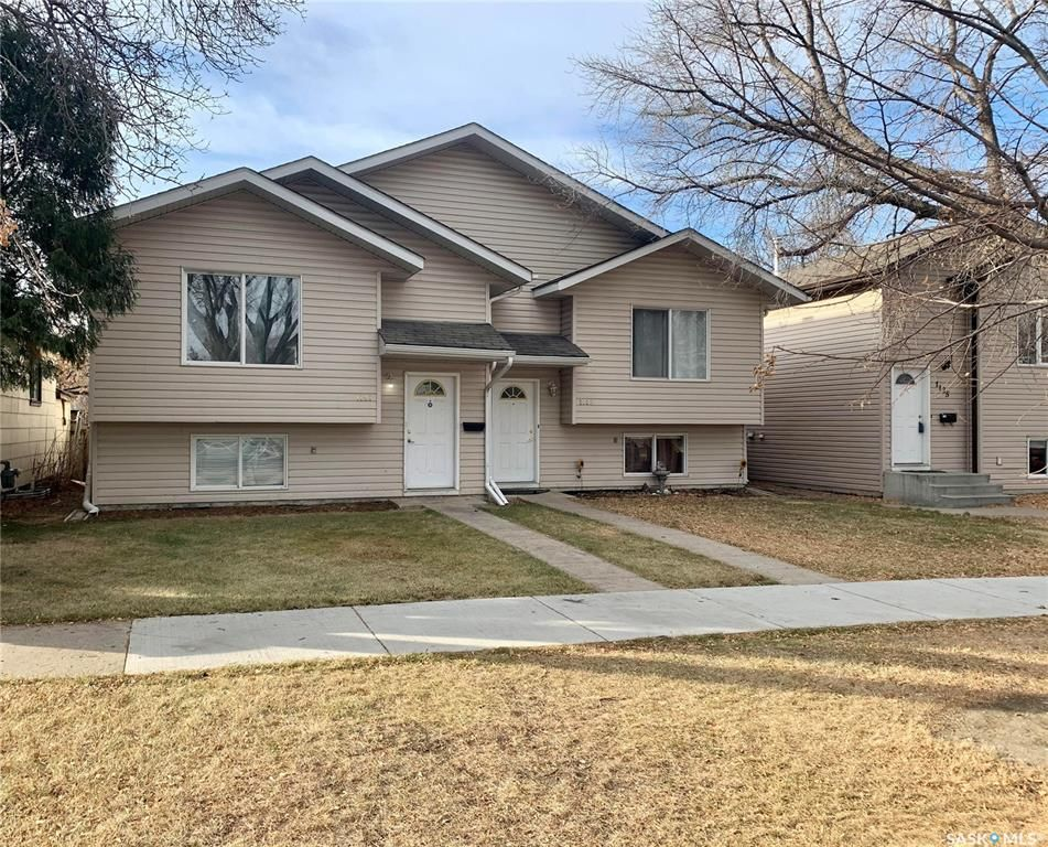 Main Photo: 1121 I Avenue North in Saskatoon: Hudson Bay Park Residential for sale : MLS®# SK851635