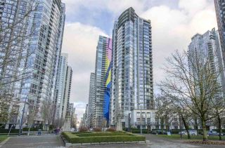 "Main Photo: 806 1438 RICHARDS Street in Vancouver: Yaletown Condo for sale in ""AZURA 1"" (Vancouver West)  : MLS®# R2541755"