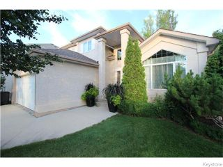 Photo 1: 72 Meadowcrest Bay in Winnipeg: River Grove Residential for sale (4E)  : MLS®# 1623140