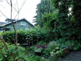 Photo 9: 3598 MARSHALL Street in Vancouver: Grandview VE House for sale (Vancouver East)  : MLS®# V967849