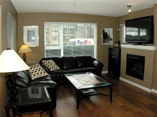 """Photo 2: # 104 4723 DAWSON ST in Burnaby: Brentwood Park Condo for sale in """"COLLAGE"""" (Burnaby North)  : MLS®# V884491"""