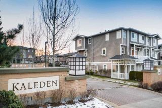 Photo 1: 84 2729 158 STREET in Surrey: Grandview Surrey Townhouse for sale (South Surrey White Rock)  : MLS®# R2347952