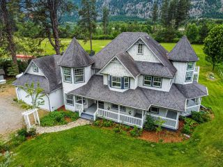 Photo 1: 9373 YELLOWHEAD HIGHWAY in Kamloops: McLure/Vinsula House for sale : MLS®# 162707