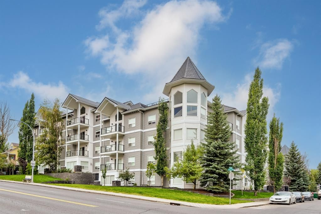 Main Photo: 8 1441 23 Avenue in Calgary: Bankview Apartment for sale : MLS®# A1145593